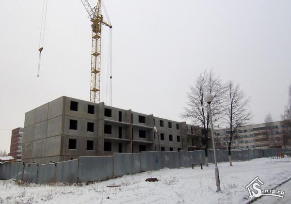 долевое строительство набережные челны