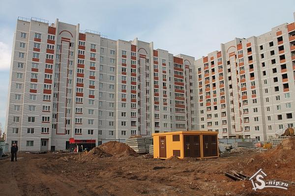 долевое строительство в набережных челнах